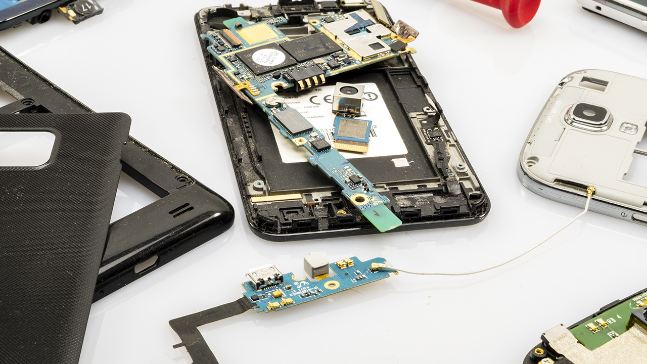 Réparation et vente téléphone portable Bouches du Rhône